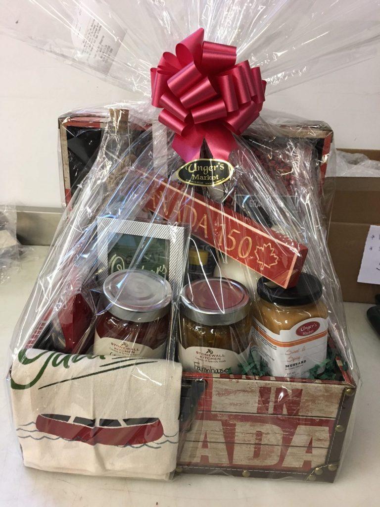 Unger's Gift Basket