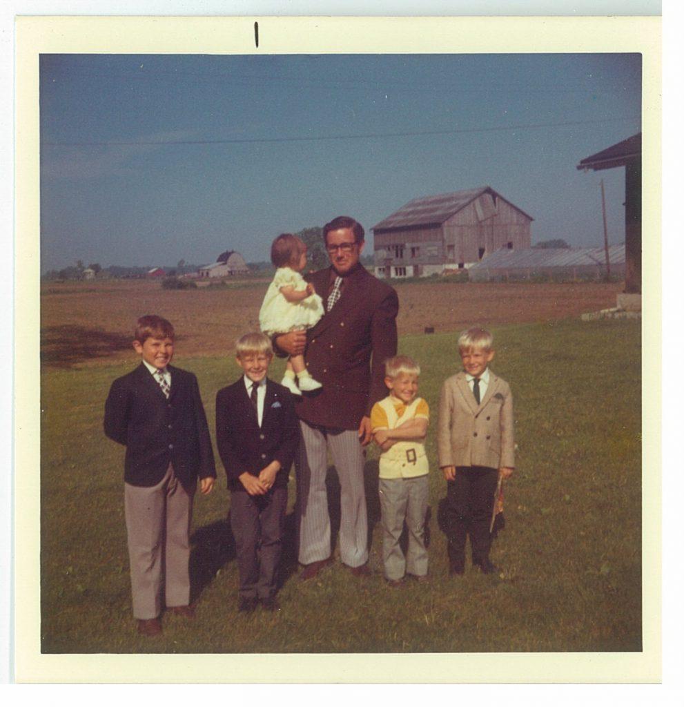Unger Family Photo
