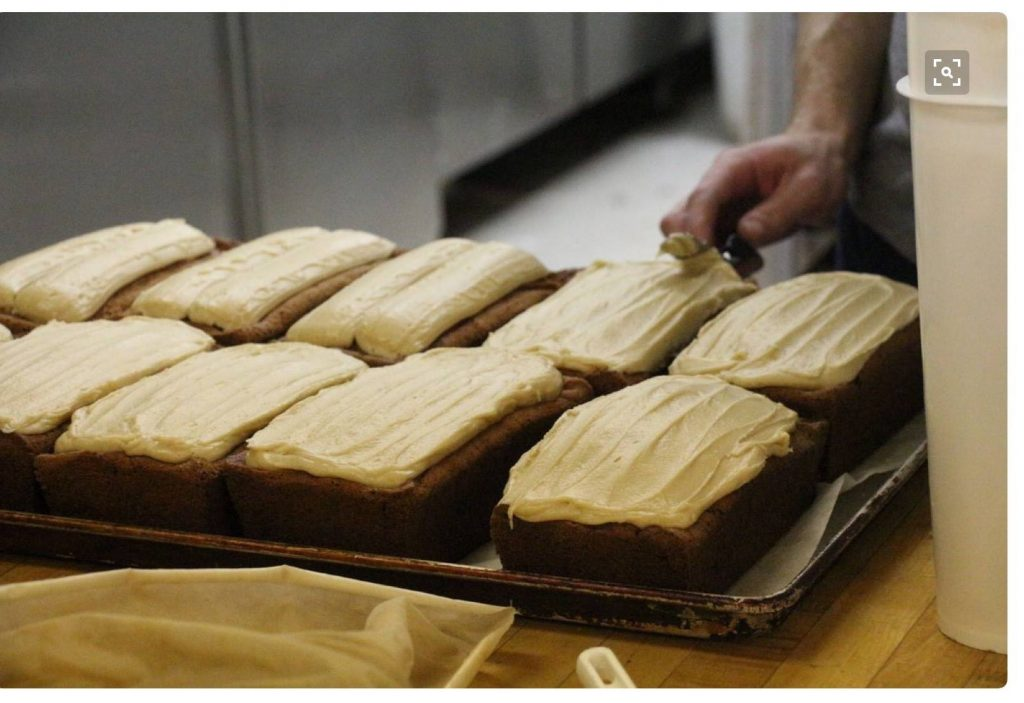 Unger's Banana Bread Loaves