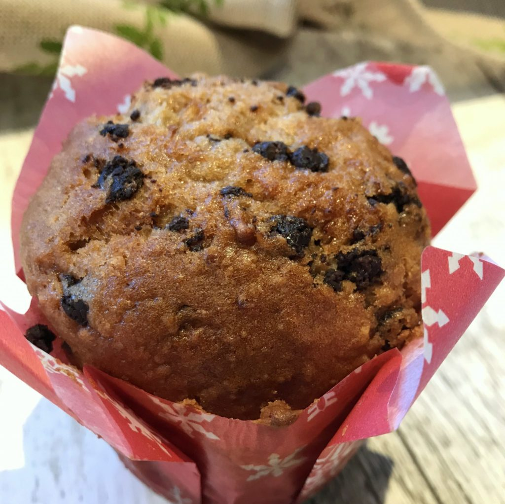 Unger's Chocolate Chip Muffin