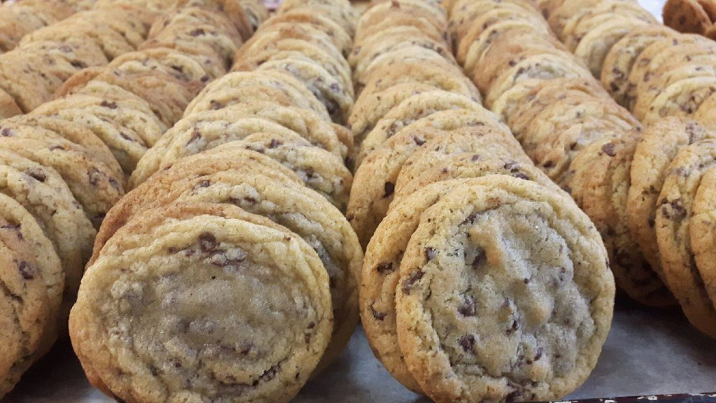 Unger's Chocolate Chip Cookies