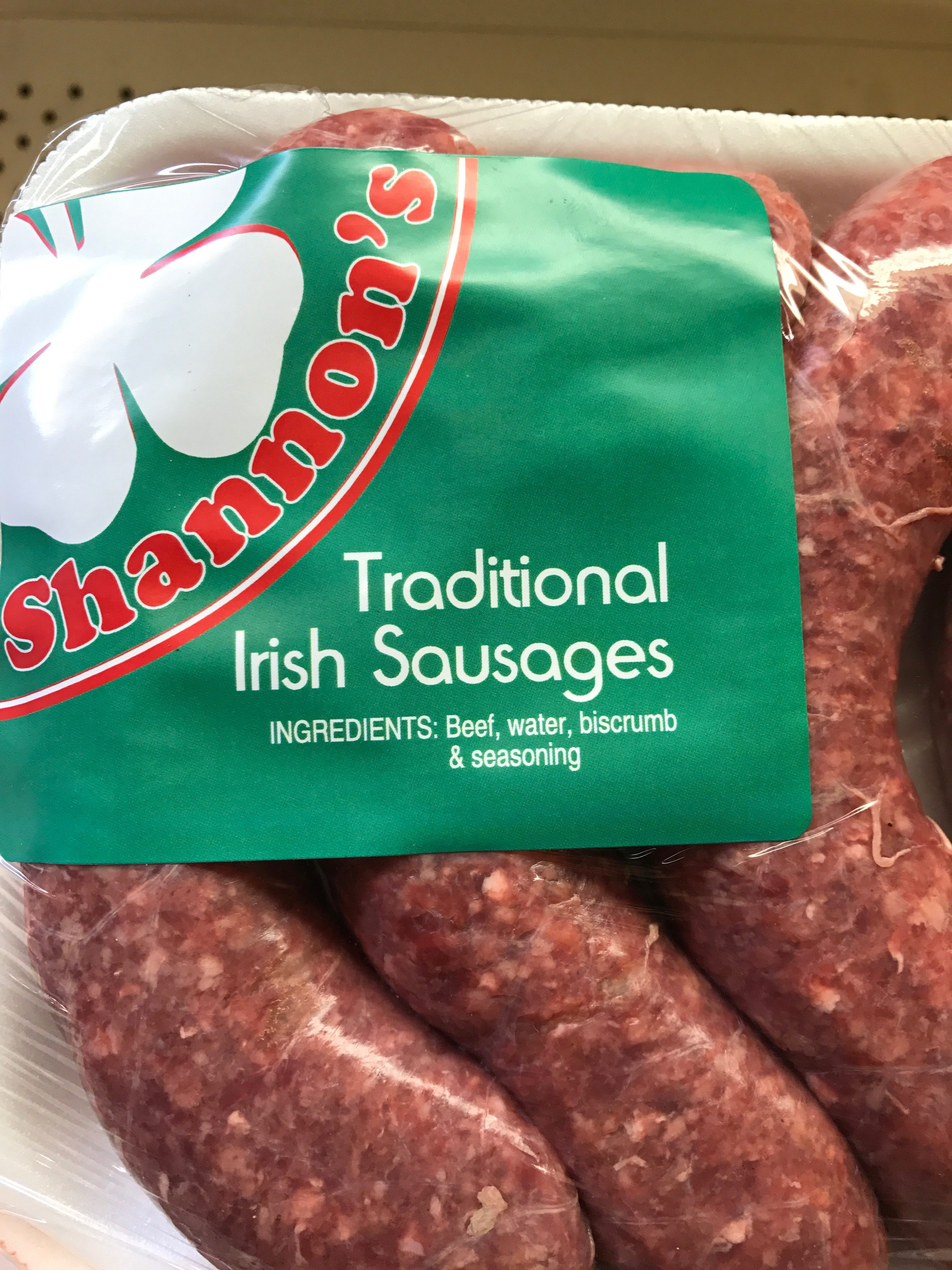Irish Sausage