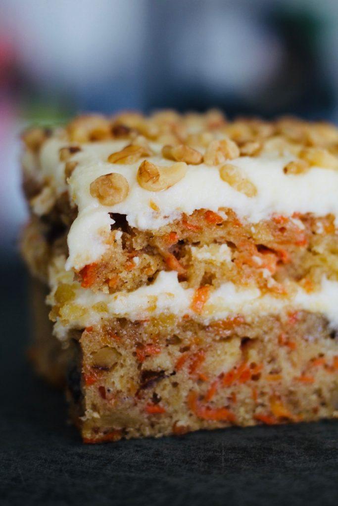 Unger's Carrot Cake