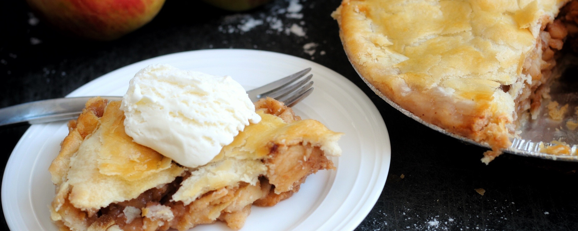 Ungers Market - Bakery Department Header - Apple Pie