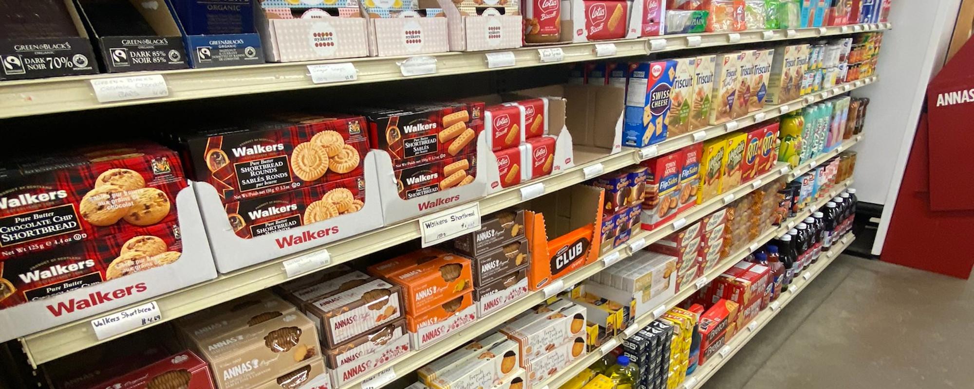 Ungers Market - Groceries