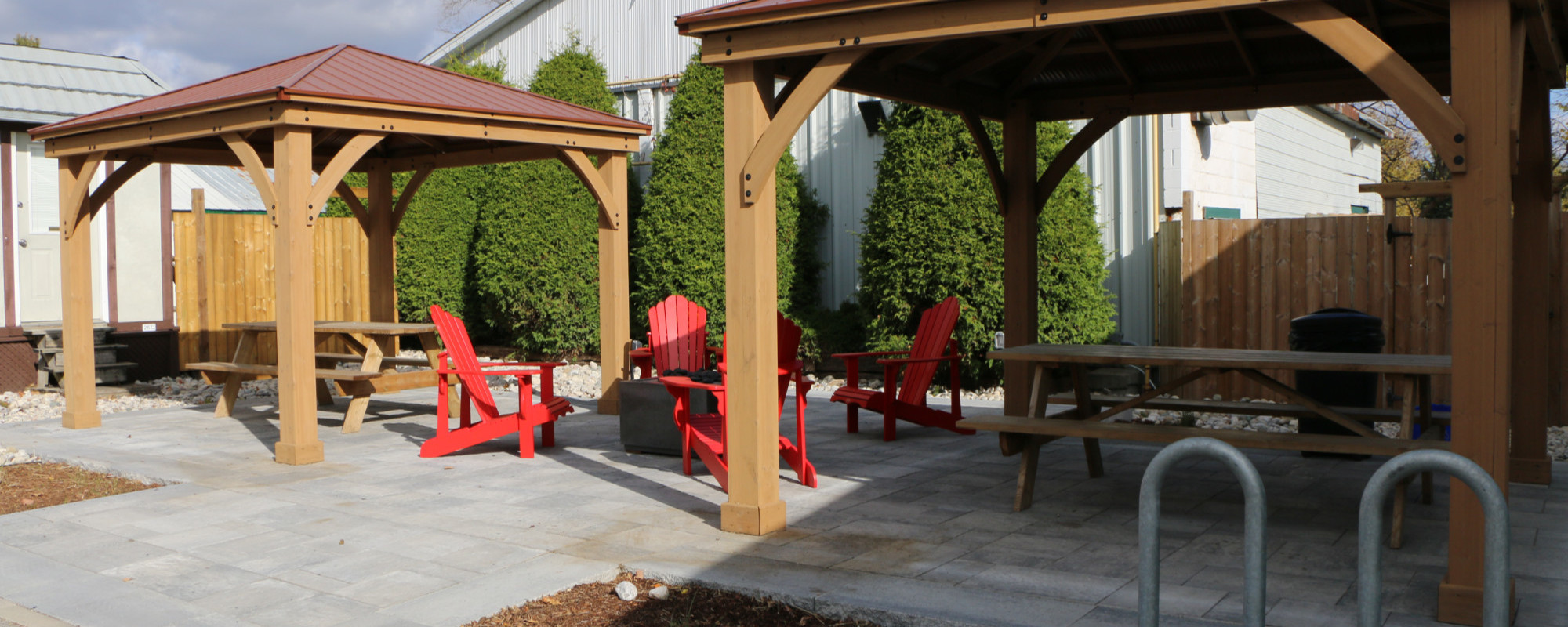 Ungers Market - Our Store - Patio